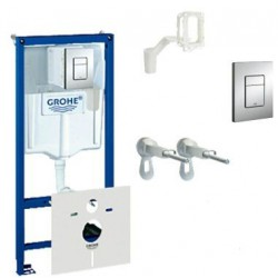 Grohe Rapid stelaż do WC skate cosmopolitan 5w1 38827000 38827