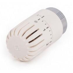 TERMA Głowica termostatyczna Etna biała TGGBI002