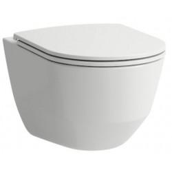 Laufen miska WC Pro Slim H8669560000001 bezrantowa biała