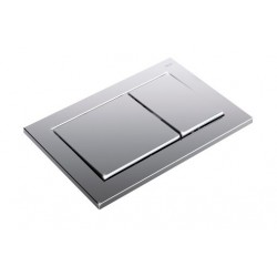 TECE base przycisk spłukujący WC chrom połysk 9.240.701